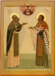 Св.прав. Алексий и сщмч. Сергий (Мечевы)