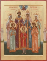 Св. царственные страстотерпцы