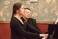 Концерт 12 января 2013 года в Музыкальной Гостиной Юргенсон