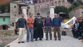 Паломничество на Святую Гору Афон - 2014