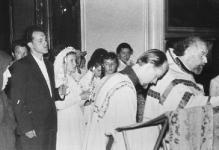1970. Венчание Кречетовых
