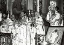 Кузнецы,1982. с о. Всеволодом