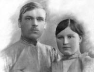 Родители - Сергей Васильевич и Анна Васильевна Куликовы