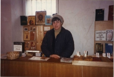 Свечной ящик на 2-м этаже, 1990-е