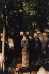 Немецком кладбище, июнь 2001 г.